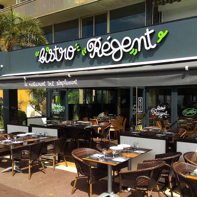 Bistro Régent - Restaurant Nice