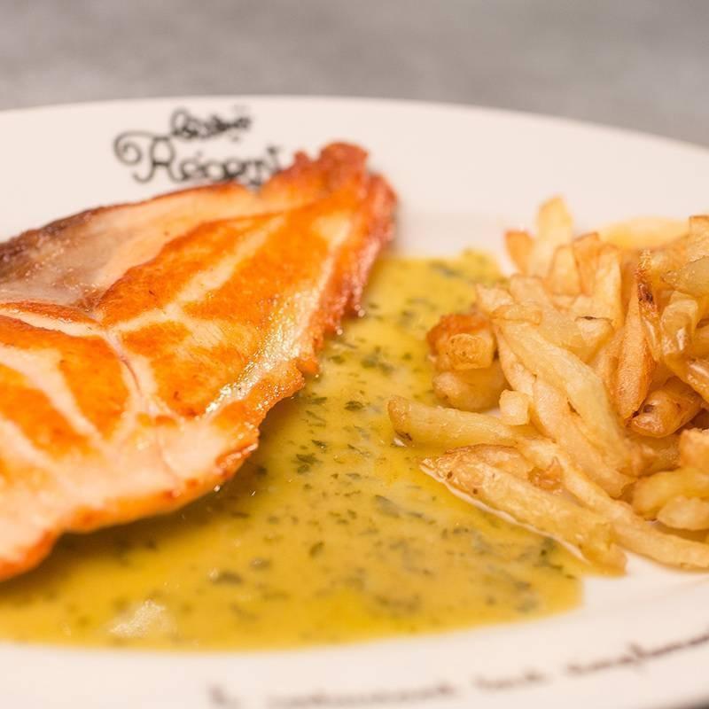 Notre Carte - Bistro Régent - Restaurant Nice
